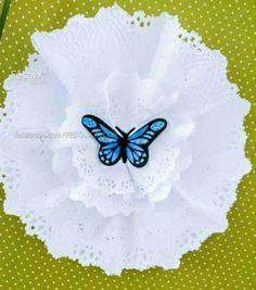 #lifeasitis #littleowl #avidacomoelae #corujinha #flores #doilypaper #vintage #festaxdecor #decoração #barradatijuca #exclusivo #festas #party #kids #girls #riodejaneiro #identidadevisual #robertadias #inspireblog #catchmyparty Festa X DECOR e na árvore tinha uma flor, e na flor tinha uma borboleta azul...