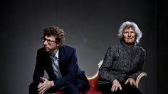 Vorig jaar overleed de moeder van Arnon Grunberg, dit jaar verschijnt zijn ultieme roman over haar.
