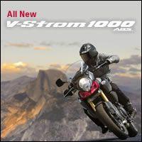 SUZUKI | ALL NEW V-Strom 1000 ABS