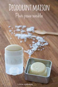 recette de déodorant fait maison sans bicarbonate pour peaux sensibles