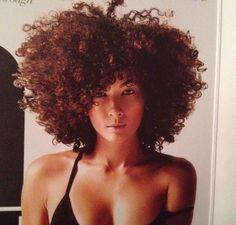 Curl inspiration