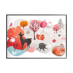 kids room, illustration for kid, ilustracja dla dzieci, do pokoju dziecka