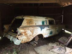 56 Chevy 2 Door Sedan Delivery Car Project Needs Rat Hot Rod Parts Wagon 55 57 | eBay