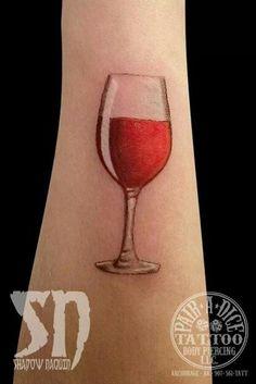 Wine Tattoos.