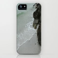 Rocky Shore II iPhone Case by Rosie Brown - $35.00