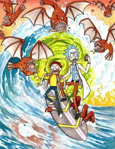 Rick and Morty,Рик и Морти, рик и морти, ,фэндомы,Rick and Morty art,Rick Sanchez,Rick, Рик, рик, рик санчез,R&M Персонажи,Morty Smith,Морти, морти, Морти Смит, Morty