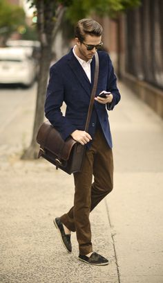 The third picture in the article Corduroy boy over at IAMGALLA. Model: Adam Gallagher.