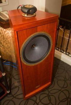 Tannoy Glenair loudspeaker and ST200 supertweeter