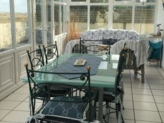 February sunshine in the conservatory