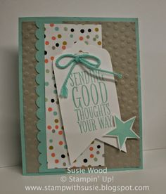 Stampin' Up!- 'Perfect Pennants'