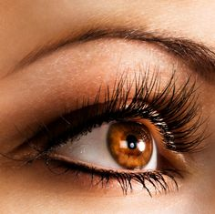 a tip for thicker fuller lashes! step by step