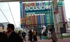 Pad. Ecuador