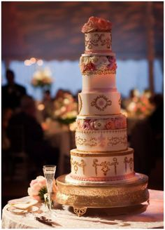 photography: Greer Photography // cake: Martine's Pastries