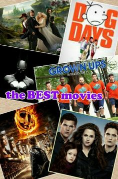 The best movies ever