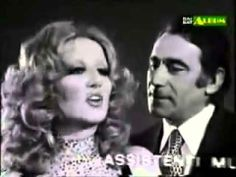 ▶ Mina & A Lupo Parole parole Original Live 1972 - YouTube