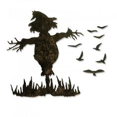*Sizzix - Thinlits Die Set by Tim Holtz - Scarecrow