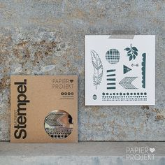 Pattern mix - moment-stamps (high-quality clear stamps)