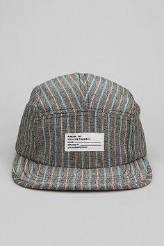 Publish Barbier Stripe 5-Panel Hat