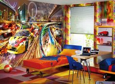 colorful boys room paint ideas colorful boys room - Colorful Boys Room