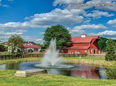 Breathtaking 23 acre farm in Tennessee