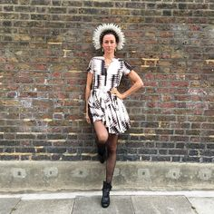 Inspired by last nights show LFW here we come x Ruth #lfw #zoeandmorgan