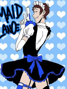 Maid Lance | Voltron>>> im laughing too hard at this arent i