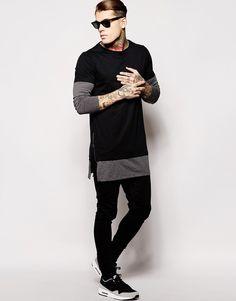Long tshirts mens style