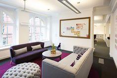 Интерьер центрального офиса Citypress | Дизайн интерьера, декор, архитектура, стили и о многое-многое другое