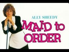 Maid to Order dir. Family Movies, Top Movies, Great Movies, Movies To Watch, Classic 80s Movies, Anthology Film, Romantic Comedy Movies, Youtube Movies, Book Authors