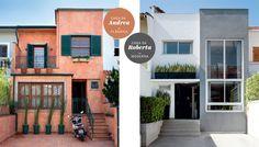 Duas casas parecidas passam por reforma: uma vira clássica; a outra, moderna http://casa.abril.com.br/materia/duas-casas-parecidas-resultados-diferentes#19