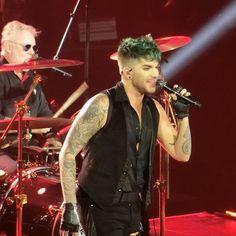 Queen+Adam Lambert, Day2, 22 Sep 2016. #QAL #adamlambert #Queen #Tokyo # budokan