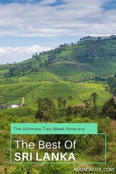 Sri Lanka Itinerary – The Best Of Sri Lanka In Two Weeks