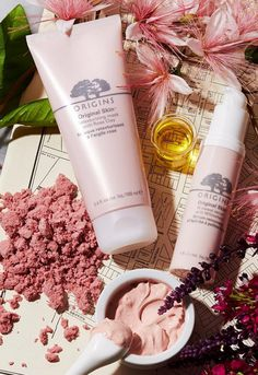 Original Skin range is targeted at us twentysomethings, whose main problems are a dull and uneven skin tone with enlarged pores.