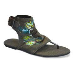 Sun Luks by MUK LUKS Gladiator Sandals - Women