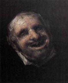 Tío Paquete by Francisco Goya. Medium: Oil on canvas; Goya Paintings, Dark Paintings, Paintings Famous, Famous Artists, Original Paintings, Francisco Goya, Spanish Painters, Spanish Artists, Depression Art