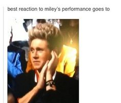 MY SISTER ASKED WHAT I THOUGHT OF THE PERFORMANCE AND I SENT HER THIS PIC<<<haha