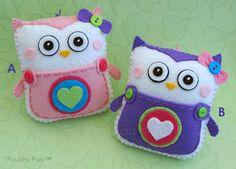 HOOT HOOT! My PP Owls. =)