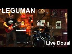LEGUMANProg metal/ Math rock from France.Quite technical stuff. Concert, France, Rock, Math, Live, Music, Musica, Musik, Skirt