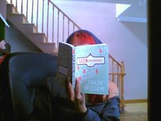 Jacqueline Valencia deep into the tiny fictions. Julie Wilson, Valencia, Paper Shopping Bag, Books To Read, Fiction, Deep, Reading, Word Reading, Reading Books