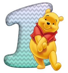 Winnie The Pooh Pictures, Tigger Winnie The Pooh, Winnie The Pooh Birthday, Winnie The Pooh Friends, Pooh Bear, Happy Birthday Messages, Happy 1st Birthdays, Disney Frames, Monster Birthday Parties