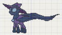 Buzy Bobbins: Mare Do Well - My little pony cross stitch design