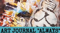 Art Journal Page Using Handmade Venus of Willendorf Stamp. It is a fat positive art journal page, and it has a fat positive message. This is a step by step v. Fat Positive, Positive Art, Positive Messages, Venus Of Willendorf, Fat Art, Art Journal Pages, Mixed Media Art, Cool Art, Create Your Own