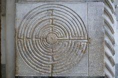 Maze - Duomo, Lucca