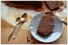 Czekoladowe ciasto gryczane z zurawina