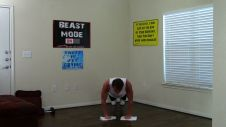 Great home strength workout