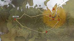 Tough Trains Series : S01E02 - Russias Ice Trains