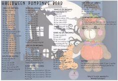 Hey we have it in English version too #pattern #amigurumi #freepattern #crochet #crochetaddict