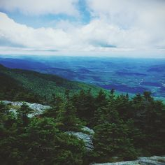 Almost to the top of Mt. Mansfield!  Stowe, Vermont