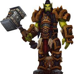 World of Warcraft Thrall