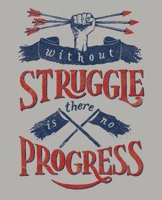 The struggle will always remain https://designschool.canva.com/blog/motivational-quotes-creativity/?hvid=2nhf3C&utm_content=buffer61e3e&utm_medium=social&utm_source=pinterest.com&utm_campaign=buffer #OrtonDaily #GraphicDesign #WebDesign